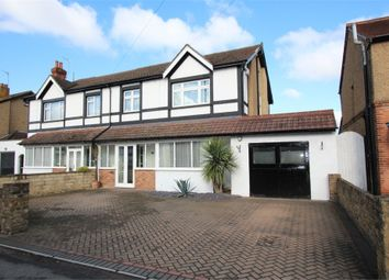 Thumbnail 4 bed semi-detached house for sale in Fordbridge Road, Ashford, Surrey