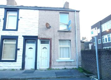 Thumbnail 2 bed end terrace house for sale in 1 Winifred Street, Workington, Cumbria