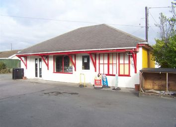 Thumbnail Retail premises for sale in Jameston, Tenby