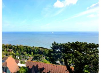 Thumbnail 4 bed semi-detached house for sale in Gills Cliff Road, Ventnor