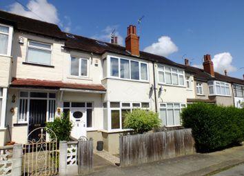 Thumbnail 4 bedroom terraced house to rent in Manor Grove, Chapel Allerton, Leeds