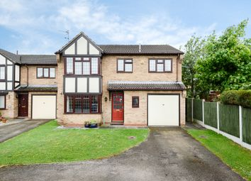 Thumbnail 4 bed detached house for sale in Cabin Lane, Oswestry
