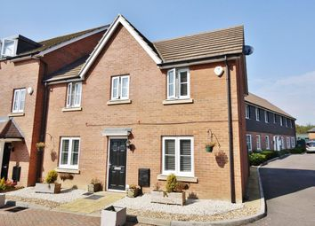 Thumbnail 3 bedroom end terrace house for sale in Victoria Road, Ongar, Essex