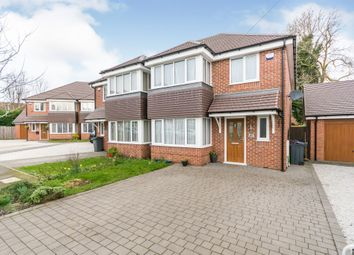 Thumbnail 4 bed semi-detached house for sale in Beeches Avenue, Acocks Green, Birmingham