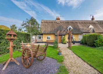 Thumbnail 2 bed cottage for sale in Water Run, Hitcham, Ipswich
