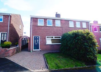 Thumbnail 3 bed end terrace house for sale in Brierydale Lane, Stainburn, Workington