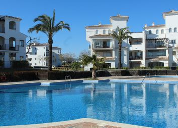 Thumbnail 2 bed apartment for sale in Hacienda Riquelme Golf Resort