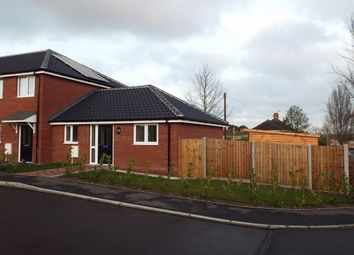 Thumbnail 1 bed bungalow to rent in Greenwood Road, Norwich
