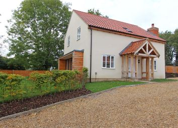 Thumbnail 4 bedroom detached house for sale in Station Street, Rippingale, Bourne
