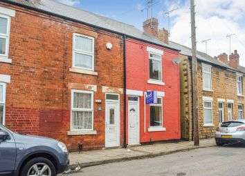 Thumbnail 3 bed terraced house for sale in Poplar Street, Mansfield Woodhouse, Mansfield