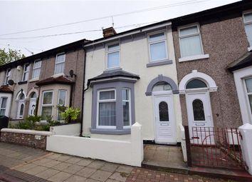 Thumbnail 3 bed terraced house for sale in Belmont Road, Wallasey, Merseyside