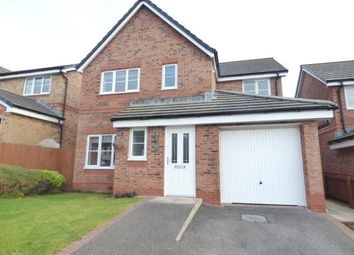 Thumbnail 4 bed detached house for sale in Copperas Close, Lowca, Whitehaven