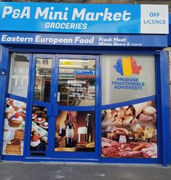 Retail premises for sale in Barking Road, Plaistow E13