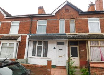 Thumbnail Terraced house to rent in Somerville Street, Crewe