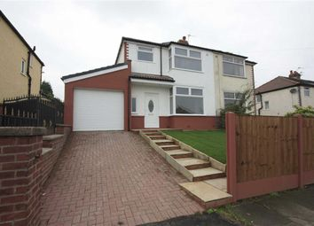 Thumbnail 3 bedroom semi-detached house for sale in Briarfield Road, Farnworth, Bolton