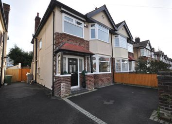 Thumbnail 3 bed semi-detached house for sale in Leyburn Road, Wallasey
