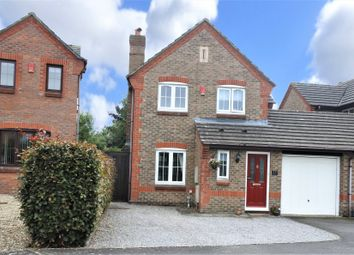 Thumbnail 3 bed link-detached house for sale in Willow Way, Motcombe, Shaftesbury