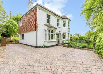 Thumbnail 5 bed detached house for sale in Old Lane, Tatsfield, Westerham