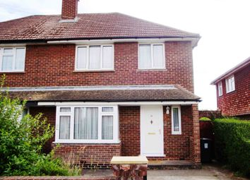 Thumbnail 6 bed shared accommodation to rent in The Crescent, Egham