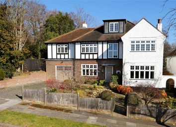 Thumbnail 6 bed detached house for sale in Conway Road, Wimbledon