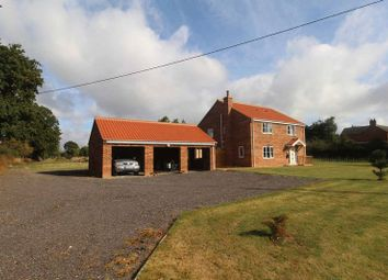 Thumbnail 3 bed detached house for sale in Cherry Lane, Browston, Great Yarmouth
