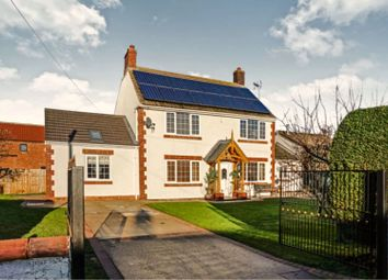 Thumbnail 5 bed farmhouse for sale in Back Lane, East Cowick