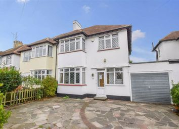 Thumbnail 3 bed semi-detached house for sale in Hobleythick Lane, Westcliff-On-Sea, Essex