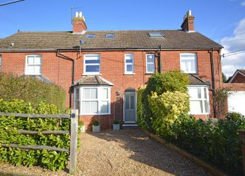 Thumbnail 3 bed terraced house for sale in Liphook Road, Lindford, Bordon