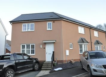 3 bed semi-detached house for sale in Whitaker Close, Pinhoe, Exeter EX1