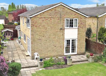 Thumbnail 4 bed detached house for sale in Newington, Willingham, Cambridge