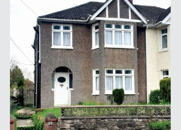 Thumbnail 3 bed semi-detached house for sale in 8 Caldicot Road, Rogiet, Monmouthshire, Wales