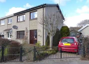 Thumbnail 3 bed terraced house for sale in Ballinlochan Terrace, Pitlochry, Perthshire
