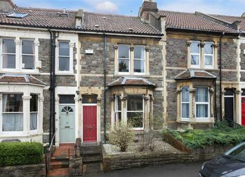 Thumbnail 3 bed terraced house for sale in York Avenue, Ashley Down, Bristol