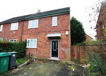 Thumbnail 2 bed semi-detached house for sale in Leominster Drive, Wythenshawe, Manchester, Greater Manchester