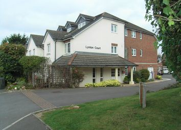 Thumbnail 1 bed flat for sale in Park Hill Road, Ewell