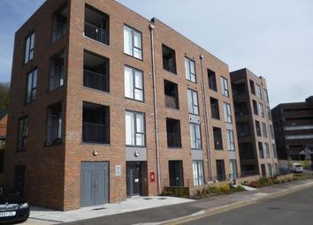 Thumbnail 1 bed flat to rent in Castor House, Cross Street, Chatham, Kent.