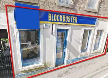 Thumbnail Property for sale in 58, High Street, Retail Investment, Brechin DD96Ey