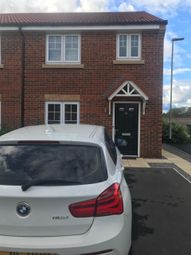 Thumbnail 3 bed end terrace house to rent in Goosepool Drive, Eaglescliffe, Strockton