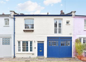 Thumbnail 3 bed mews house for sale in Cranley Mews, London