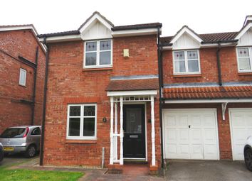 Thumbnail 3 bed semi-detached house for sale in Severn Green, Nether Poppleton, York