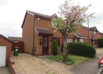 Thumbnail 2 bedroom semi-detached house for sale in Aintree Close, Bletchley, Milton Keynes