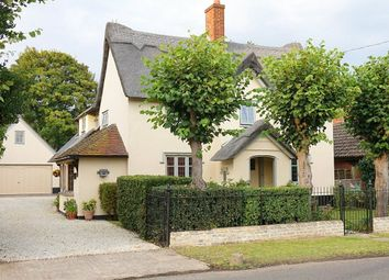 Thumbnail 4 bed detached house for sale in White Horse Road, East Bergholt, Ipswich, Suffolk