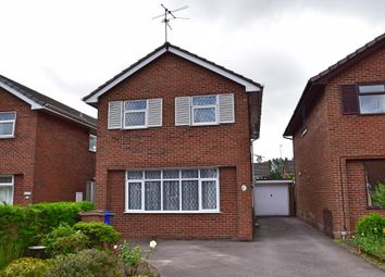Thumbnail 3 bed detached house for sale in Canberra Crescent, Meir Park, Stoke-On-Trent