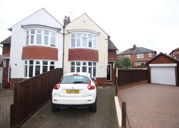 Thumbnail 3 bedroom property to rent in Hillside Road, Darlington