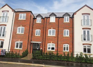 Thumbnail 2 bed flat for sale in Ivinson Way, Bramshall, Uttoxeter