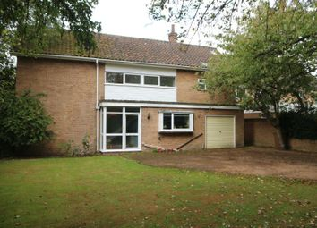 Thumbnail 4 bed detached house for sale in 7 Lime Tree Road, Norwich, Norfolk