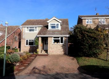 Thumbnail 4 bed detached house for sale in Wentworth Close, Hadleigh, Ipswich, Suffolk