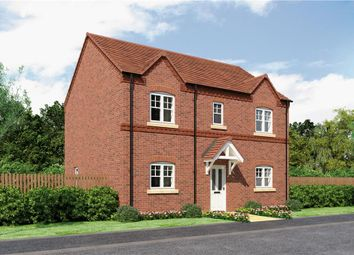 "Thumbnail 4 bedroom detached house for sale in ""Buchan"" at Loxley Road, Wellesbourne, Warwick"