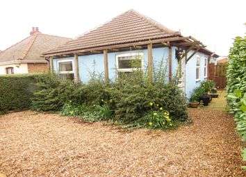 Thumbnail 2 bed detached bungalow for sale in Wisbech Road, March