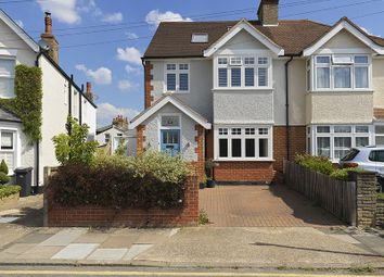 Thumbnail 5 bed semi-detached house to rent in Alfred Road, Kingston Upon Thames